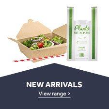 Consumables New Arrivals