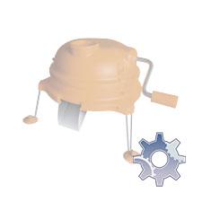 Dynamic Veg Cutter Parts