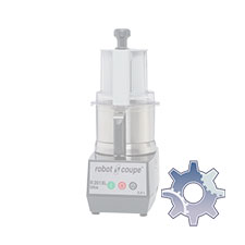 Robot Coupe Food Processor Parts