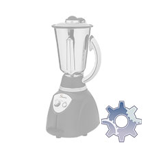 Santos Kitchen Blender Parts